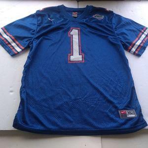 Florida Gators Nike Football Jersey Youth XL #1